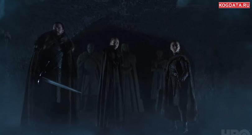 Игра престолов 8 сезон дата выхода 14 апреля 2019 (14.04.19)