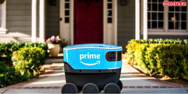 Amazon тестирует новый способ доставки, который назвали Scout