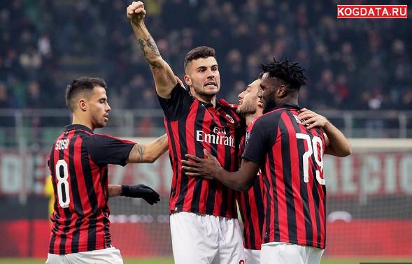 Милан Наполи 26 01 2019 смотреть онлайн