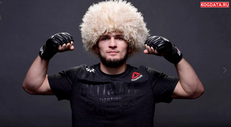 Khabib Nurmagomedov 2020 with whom the battle? April 18, who is fighting?